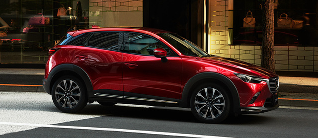 CX-3 Noble Brownの維持費はいくら?【2019年版の計算結果】